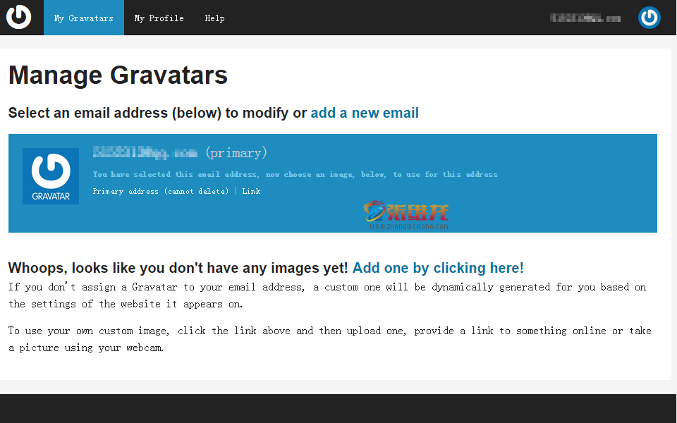 WordPress 2014 Gravatar06