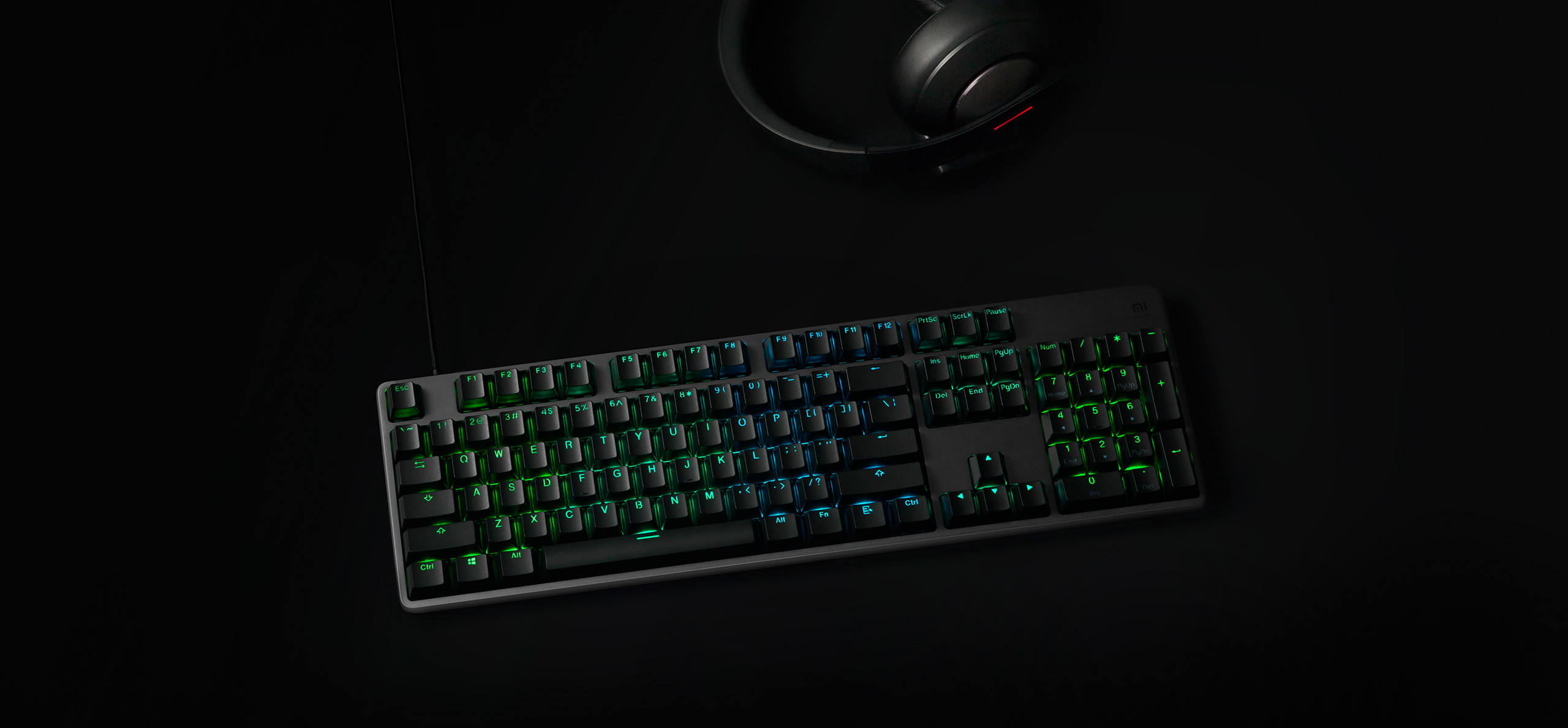 小米游戏键盘